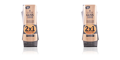 Schwarzkopf GLISS OIL ELIXIR CONDITIONER COFFRET 2 pz