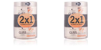 GLISS REPARADOR TOTAL MASK LOTE 2 pz