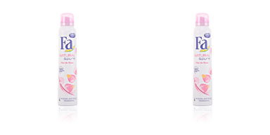 Fa NATURAL & PURE ROSA deo spray 200 ml