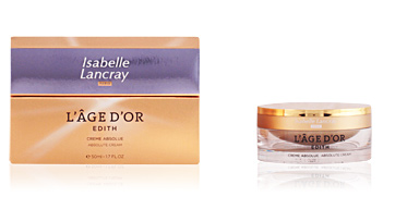 Skin tightening & firming cream  L'ÂGE D'OR edith crème absolue Isabelle Lancray