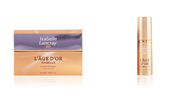 Anti aging cream & anti wrinkle treatment L'ÂGE D'OR isabelle elixir intemporell Isabelle Lancray