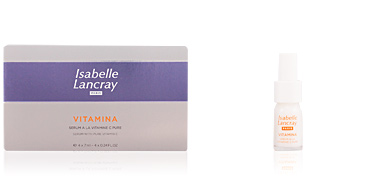 Isabelle Lancray VITAMINA C-Sérum 4 x 7ml Ampullen