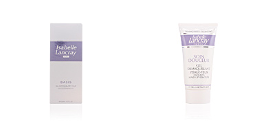 Face moisturizer BASIS gel démaquillant doux Isabelle Lancray