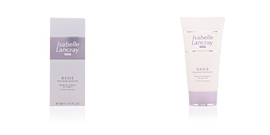 Facial cleanser BASIS mousse minute crème nettoyante Isabelle Lancray