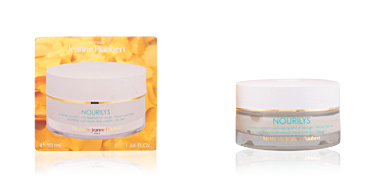 Anti aging cream & anti wrinkle treatment NOURILYS crème confort nutri-réparatrice visage Jeanne Piaubert