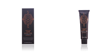 Dye COLOUR ELIXIR permanent colour #7,4 intense copper blonde Orofluido