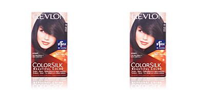 COLORSILK tinte #11-negro suave Revlon