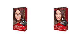 Dye COLORSILK tinte #27-castaño calido profundo Revlon