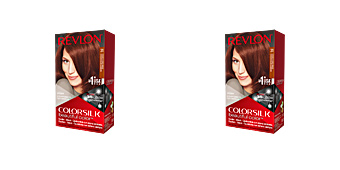 Dye COLORSILK tinte #31-castaño oscuro cobrizo Revlon