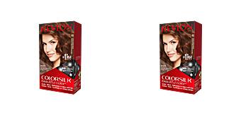 Dye COLORSILK tinte #46-castaño cobrizo dorado Revlon