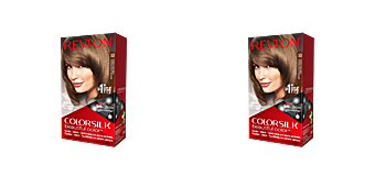 Dye COLORSILK tinte #50-castaño claro cenizo Revlon