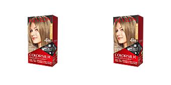 Haarfarbe COLORSILK tinte #60-rubio oscuro cenizo Revlon