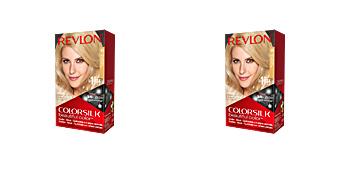 Dye COLORSILK tinte #80-rubio medio cenizo Revlon