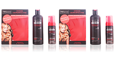 ONDAS IMPERFECTAS LOOK ONDAS SUAVES LOTE Tresemme