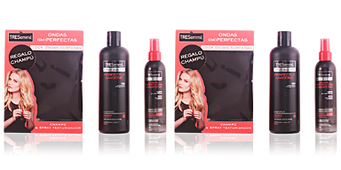 ONDAS IMPERFECTAS LOOK ONDAS SURFERAS COFFRET 2 pz Tresemme