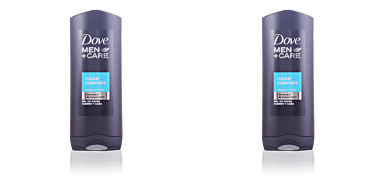 MEN CLEAN CONFORT gel de ducha 400 ml Dove