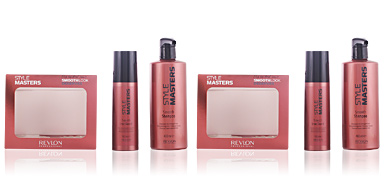 Revlon STYLE MASTERS SMOOTH COFFRET 2 pz