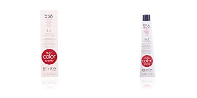 Dye NUTRI COLOR creme #556-mahogany Revlon