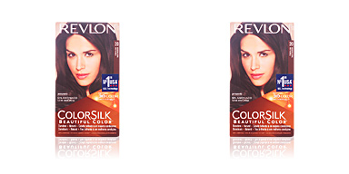 COLORSILK tinte #20-negro natural Revlon
