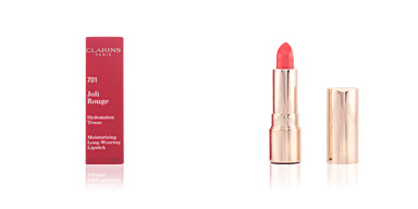 Clarins JOLI ROUGE lipstick #701-orange fizz