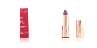 JOLI ROUGE lipstick #738-royal plum Clarins