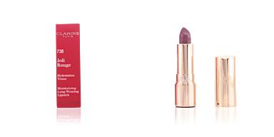 Clarins JOLI ROUGE lipstick #738-royal plum