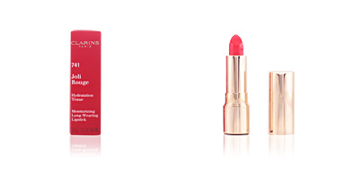 JOLI ROUGE lipstick #741-red orange  Clarins