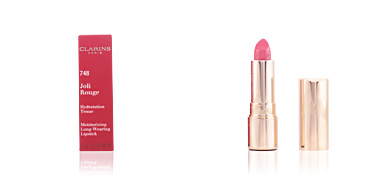 Clarins JOLI ROUGE lipstick #748-delicious pink 3.5 gr