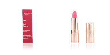 Clarins JOLI ROUGE lipstick #749-bubble gum pink