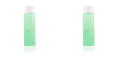 Face toner LOTION TONIQUE sans alcohol peaux mistes ou grasses Clarins