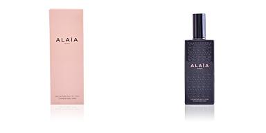 Hidratante corporal ALAÏA scented body lotion Alaïa