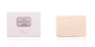 Jabón perfumado EAU SAUVAGE savon Dior