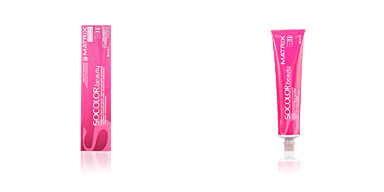 SOCOLOR.beauty colouring cream #4n castaño natural 90 ml Matrix