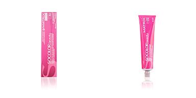 SOCOLOR.beauty colouring cream #5n castaño claro natural Matrix