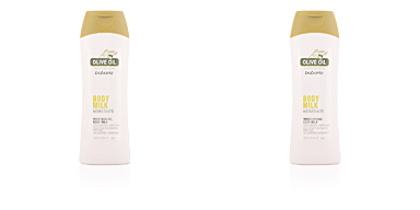 Hidratante corporal ACEITE DE OLIVA body milk Babaria