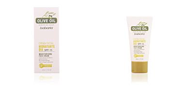 Babaria ACEITE DE OLIVA crema facial hidratante día SPF15 50 ml
