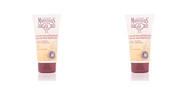Hand cream & treatments REPARADORA crema de manos Le Petit Marseillais