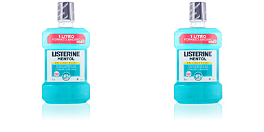 MENTOL enjuague bucal Listerine