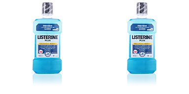 Listerine PLUS enjuague bucal 500 ml