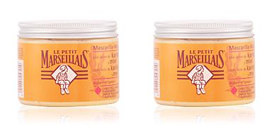 Le Petit Marseillais Masque soin au beurre de Karité et au Miel 300 ml