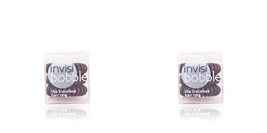 Invisibobble INVISIBOBBLE brown 3 uds