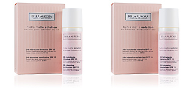 Anti blemish treatment cream HYDRA MATTE SOLUTION SPF15 Bella Aurora