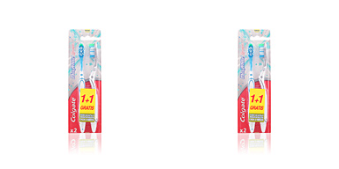 Colgate MAX WHITE cepillo dental #medium 2 pz
