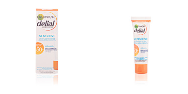 Faciales SENSITIVE ADVANCED rostro & escote SPF50+ Delial