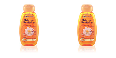 ORIGINAL REMEDIES champú argán y camelias 250 ml Fructis