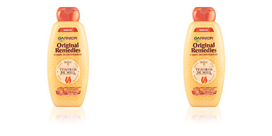 ORIGINAL REMEDIES champú tesoros de miel 400 ml Fructis