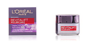 L'Oréal REVITALIFT FILLER crema día voluminizadora anti-edad 50 ml
