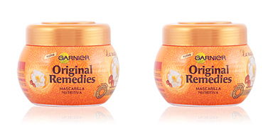 Garnier ORIGINAL REMEDIES mascarilla argán y camelias 300 ml