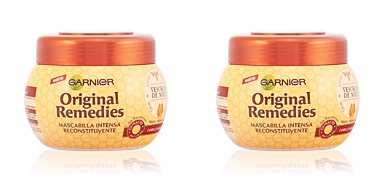 Garnier ORIGINAL REMEDIES mask tesoros de miel 300 ml
