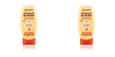 Garnier ORIGINAL REMEDIES crema suavizante tesoros de miel 200 ml